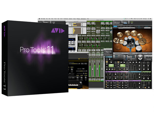 AVID Pro Tools 11 - La Pietra Music Planet
