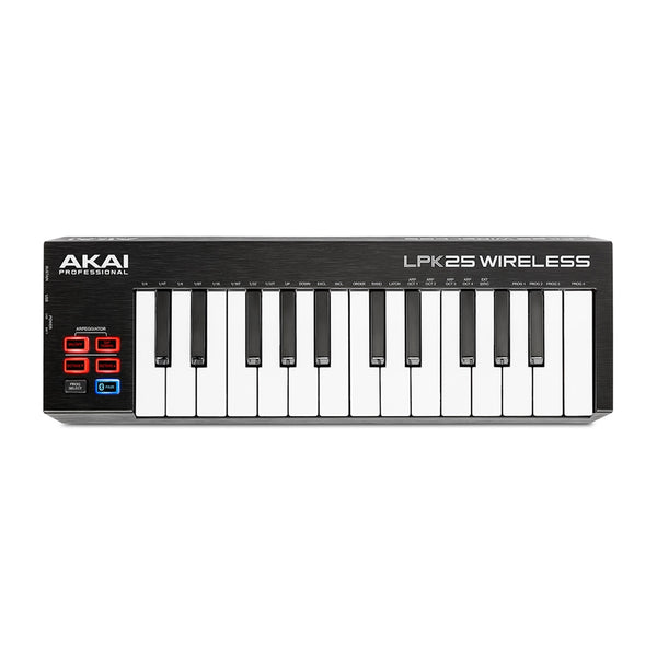 AKAI LPK25 WIRELESS MASTER 25 TASTI