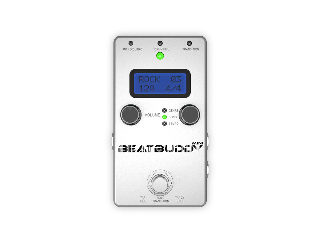 BEATBUDDY BeatBuddy Mini - La Pietra Music Planet
