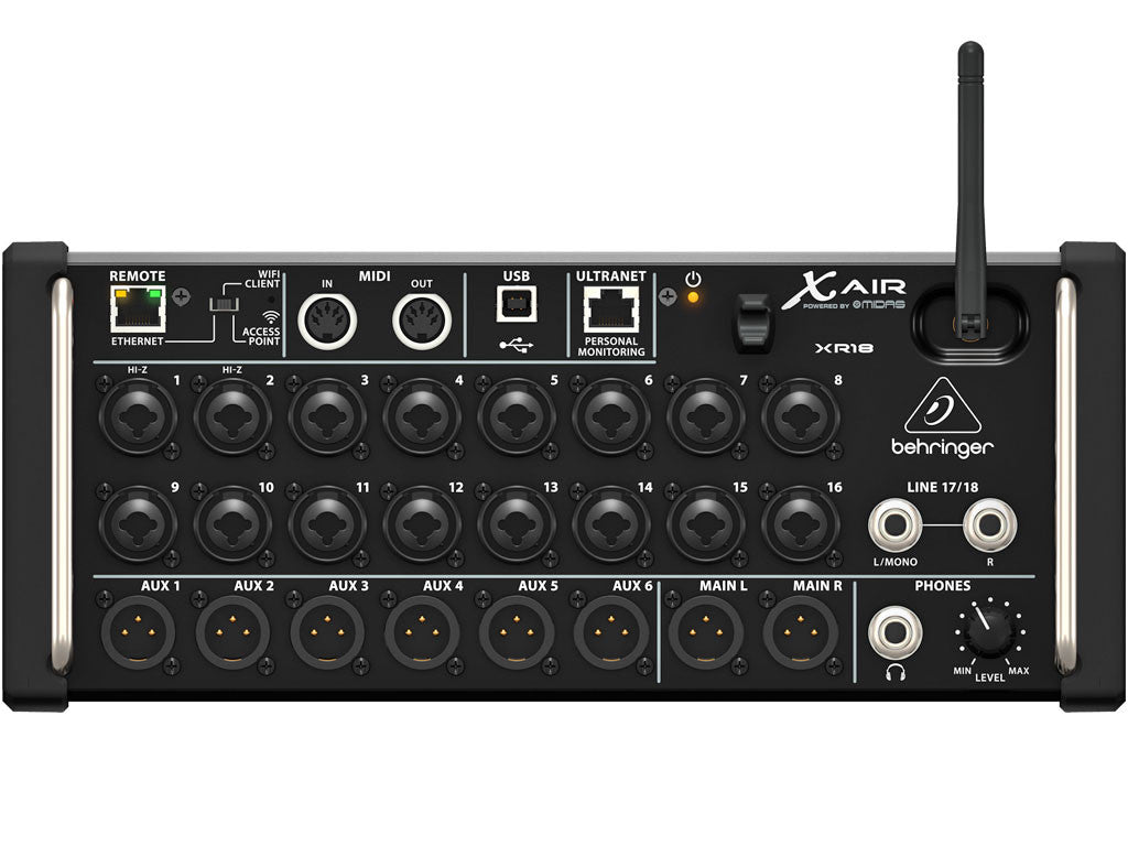 BEHRINGER X Air XR18 - La Pietra Music Planet
