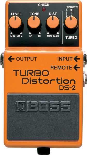 BOSS DS2 Distortion - La Pietra Music Planet