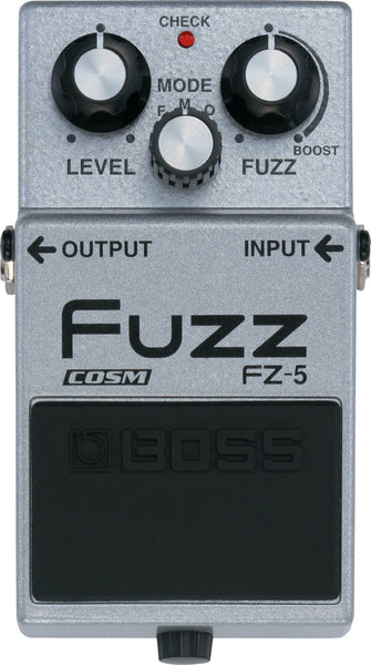 BOSS FZ5 Fuzz - La Pietra Music Planet