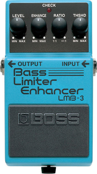 BOSS LMB3 LImiter Enhancer - La Pietra Music Planet