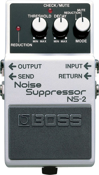BOSS NS2 Noise Suppressor - La Pietra Music Planet