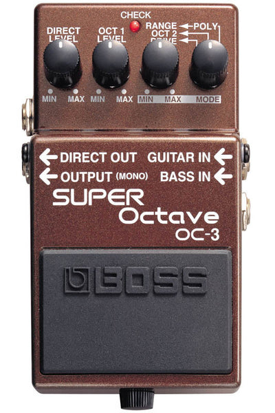 BOSS OC3 Octaver - La Pietra Music Planet
