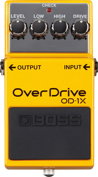 BOSS OD1X Overdrive Special Edition - La Pietra Music Planet
