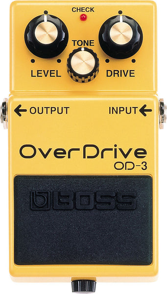 BOSS OD3 Overdrive - La Pietra Music Planet