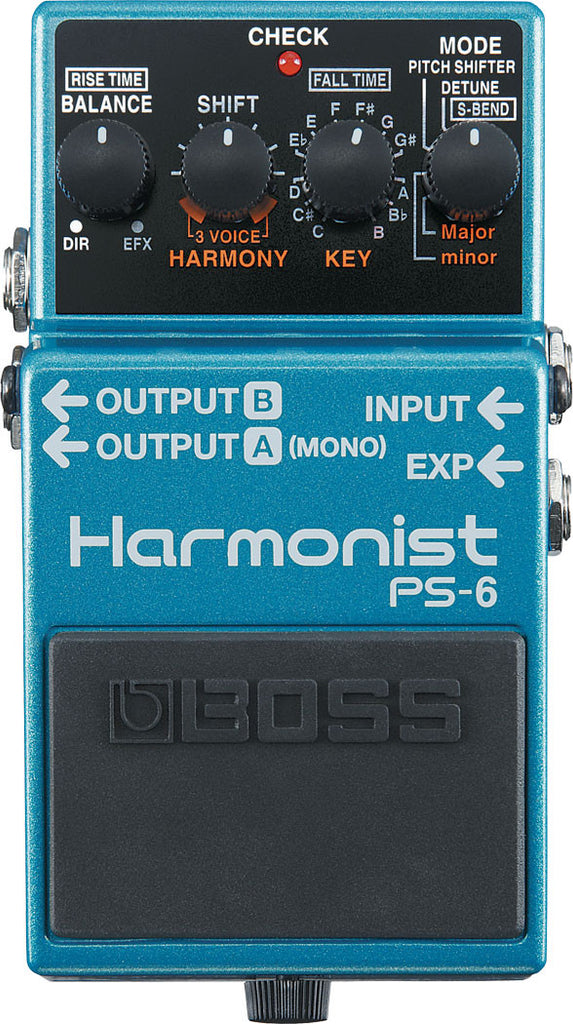 BOSS PS6 Harmonist - La Pietra Music Planet