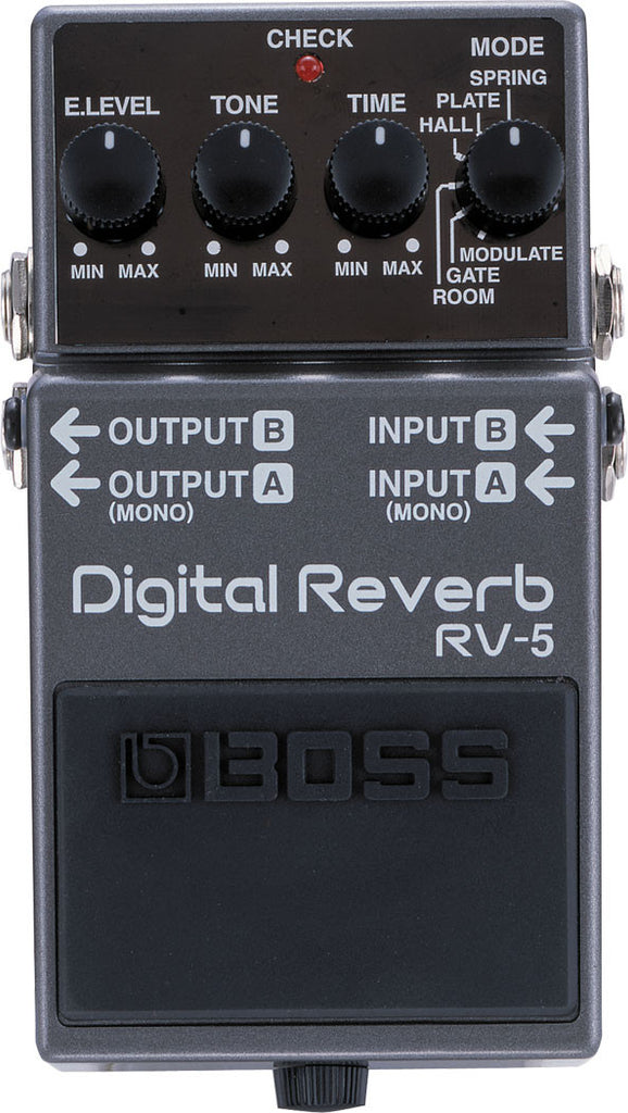 BOSS RV5 Reverb - La Pietra Music Planet