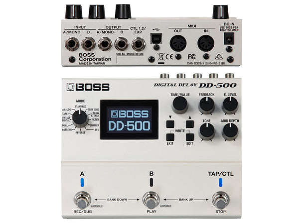 BOSS DD500 Delay - La Pietra Music Planet