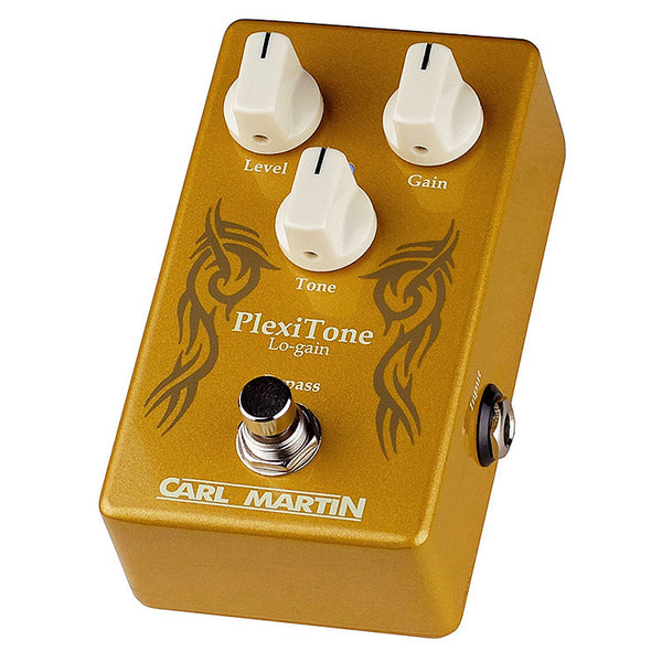 CARL MARTIN Single Plexitone Lo Gain - La Pietra Music Planet