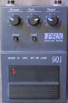 CB LABS Prx901 Distortion - La Pietra Music Planet
