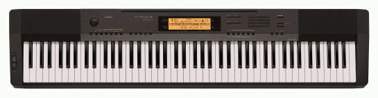 CASIO CDP230R - La Pietra Music Planet - 1