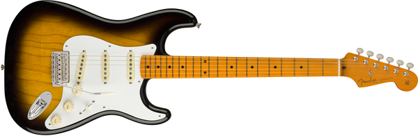 FENDER Classic Series '50s Stratocaster® Lacquer Maple 2-Color Sunburst