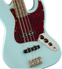 SQUIER Classic Vibe '60s Jazz Bass® LRL Daphne Blue