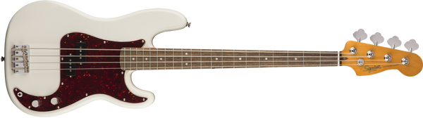 SQUIER Classic Vibe '60s Precision Bass®, LRL Olympic White