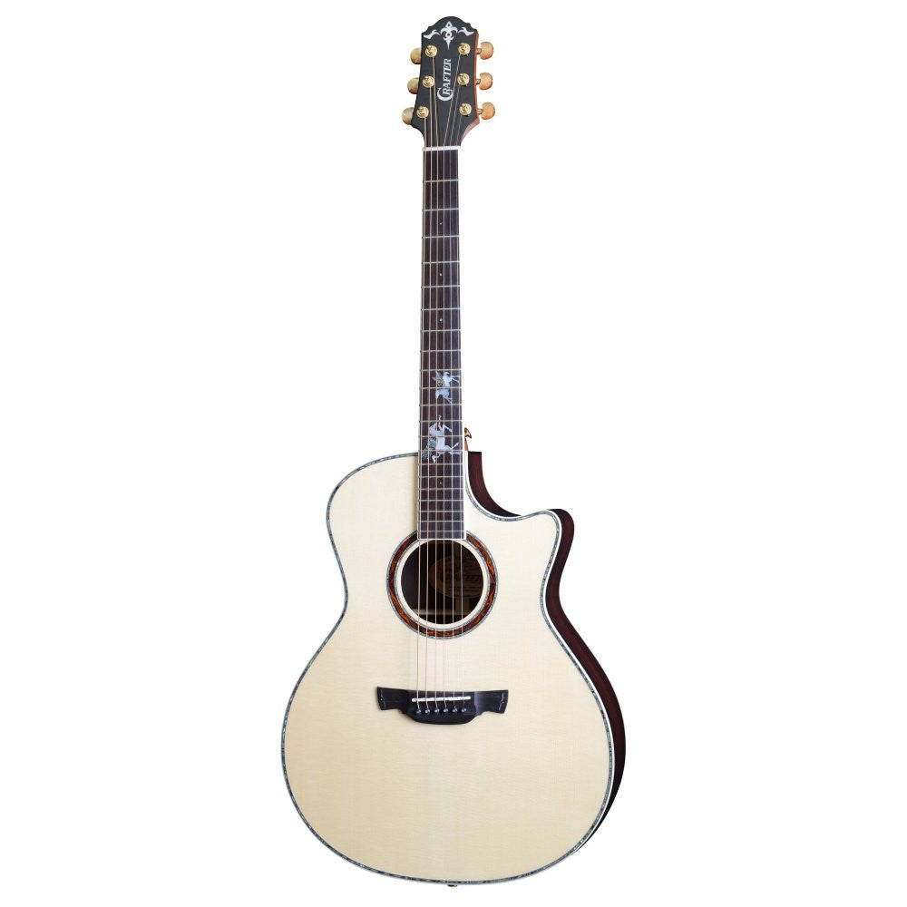 CRAFTER Pg Rose Plus - La Pietra Music Planet - 1