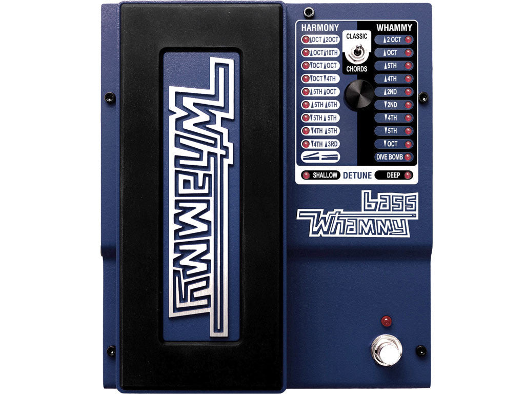 DIGITECH Bass Whammy V01 - La Pietra Music Planet