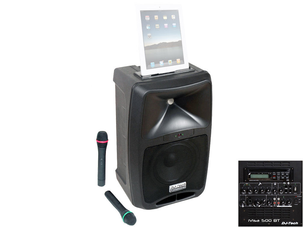 DJTECH iVisa 500bt - La Pietra Music Planet