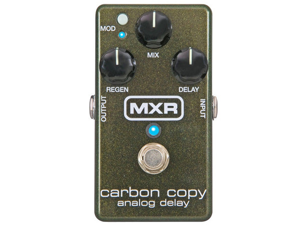 MXR M169 Carbon Copy Delay - La Pietra Music Planet