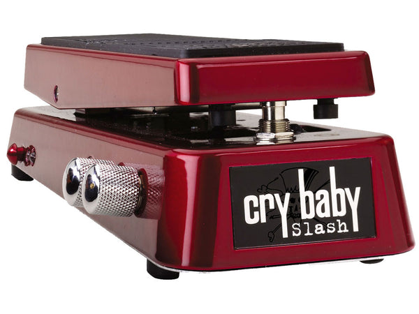 DUNLOP Cry Baby SW-95 Slash Wah - La Pietra Music Planet