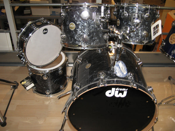 DW Finish Ply Black Diamond USA - La Pietra Music Planet