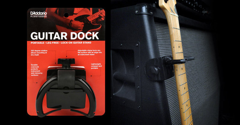 D ADDARIO Guitar Dock - La Pietra Music Planet