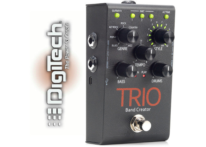 DIGITECH TRIO Band Creator - La Pietra Music Planet - 1