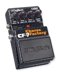 DIGITECH CF7 Chorus - La Pietra Music Planet