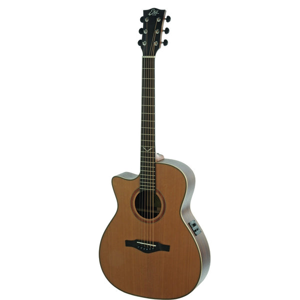 EKO Evo 018 Cw Left Hand Natural - La Pietra Music Planet