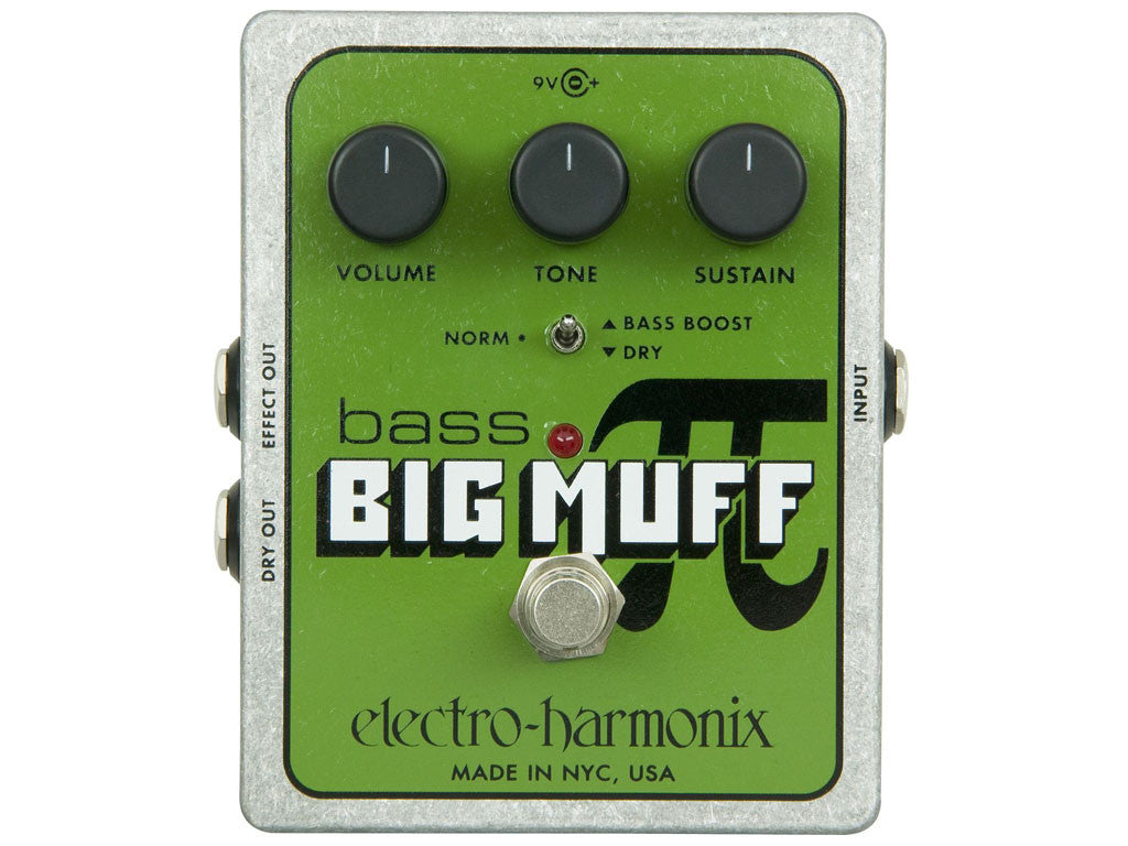 ELECTRO HARMONIX Bass Big Muff Pi - La Pietra Music Planet