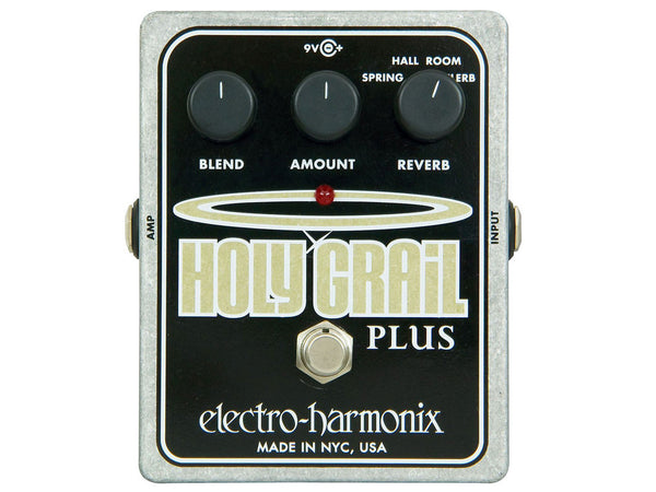 ELECTRO HARMONIX Holy Grail Plus - La Pietra Music Planet
