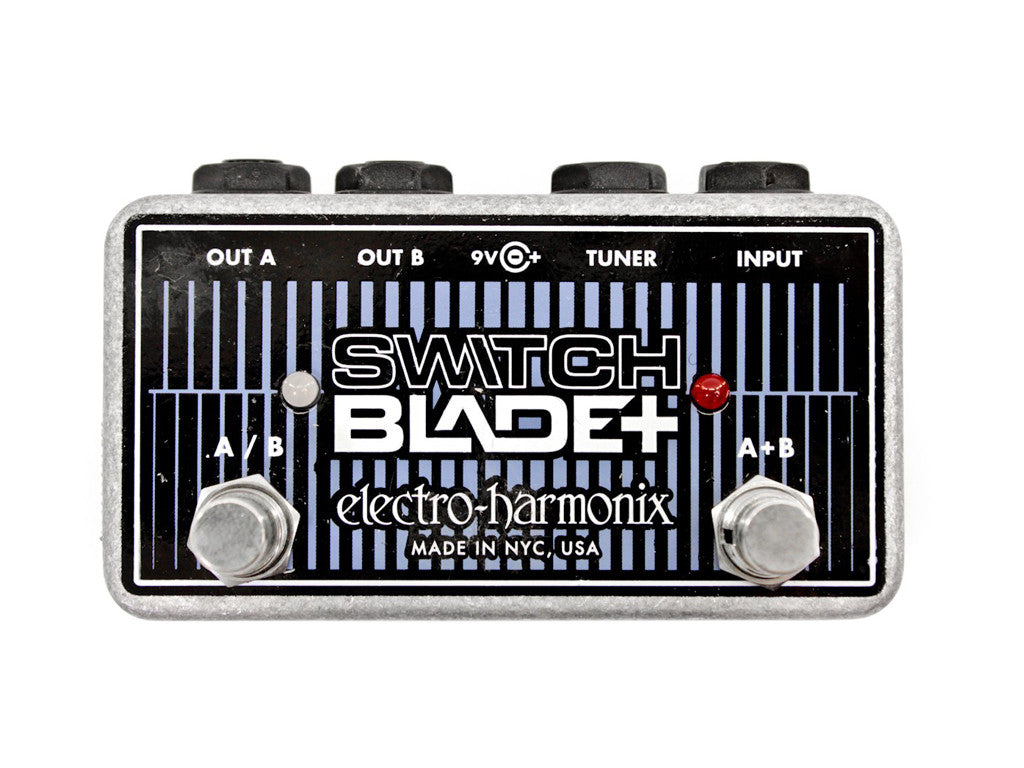 ELECTRO HARMONIX SwitchBlade+ (Plus) - La Pietra Music Planet