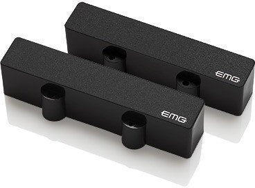 EMG SET JAZZ BLACK