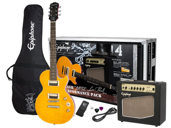 EPIPHONE Slash AFD Les Paul Special II Performance Pack - La Pietra Music Planet
