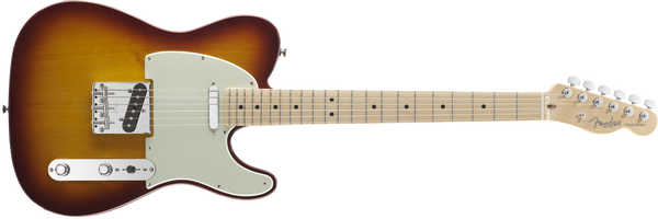 FENDER Empress Telecaster®, Maple Honey Burst ESPOSIZIONE