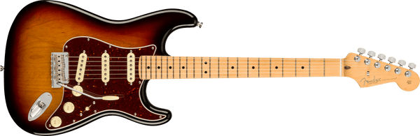FENDER American Professional II Stratocaster®  Maple Fingerboard 3-Color Sunburst