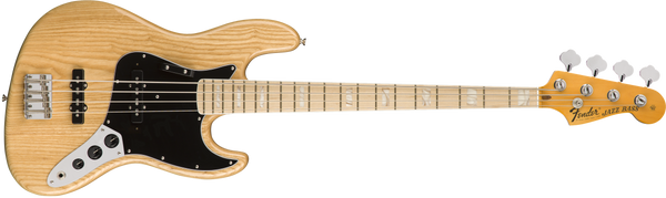 FENDER American Original '70s Jazz Bass® MN Natural
