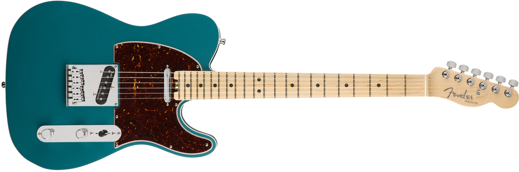 FENDER AM ELITE TELE MN OCT Ocean Torquoise