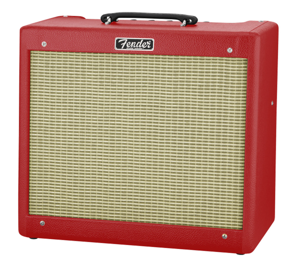 FENDER BLUES JUNIOR III FSR BRITISH RED LIMITED EDITION