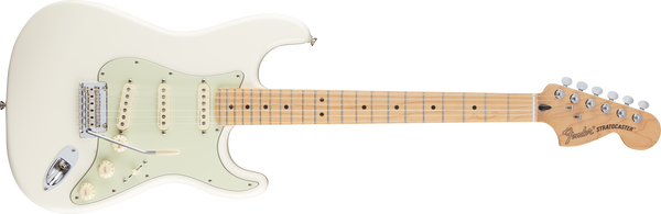 FENDER Deluxe Roadhouse Stratocaster® Maple Fingerboard Olympic White