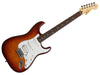 FENDER Stratocaster Deluxe Hss Plus Top w/IOS Conn. Tob. Sunburst - La Pietra Music Planet - 1