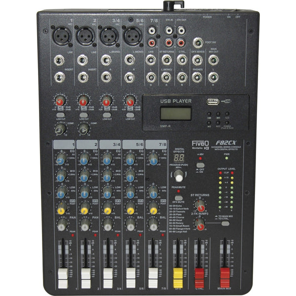 FIVE O By MONTARBO F82CX Mixer