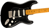 SQUIER FSR Classic Vibe '50s Stratocaster®, Maple Fingerboard, Black with Black Pickguard