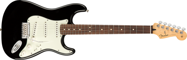 FENDER Player Stratocaster® Pau Ferro Fingerboard, Black