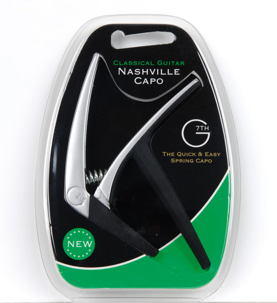 G7TH NashVille Classical Capo - La Pietra Music Planet