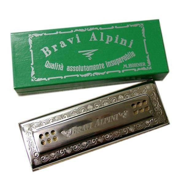 HOHNER Bravi Alpini 1314/80 Do - Sol - La Pietra Music Planet