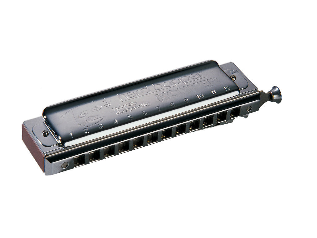 HOHNER Toots Hard Bopper 7539/48 DO (C) - La Pietra Music Planet