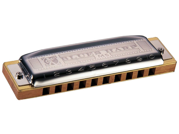HOHNER Blues Harp 532/20 - La Pietra Music Planet - 1