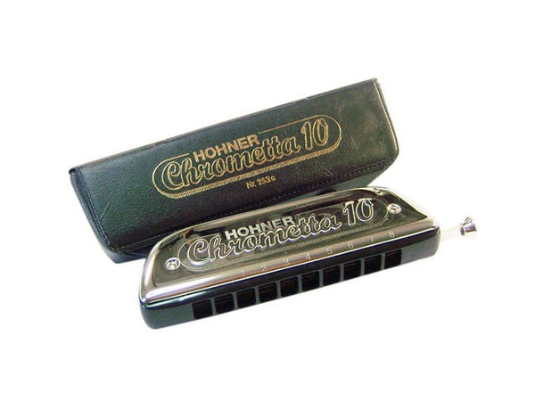 HOHNER Chrometta 10 253/40 DO (C) - La Pietra Music Planet